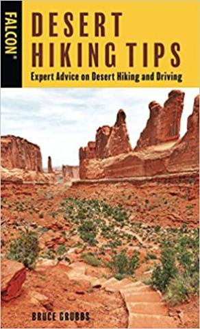 Desert Hiking Tips cover