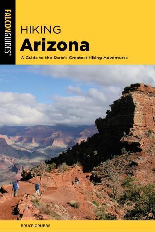 Hiking Arizona cover