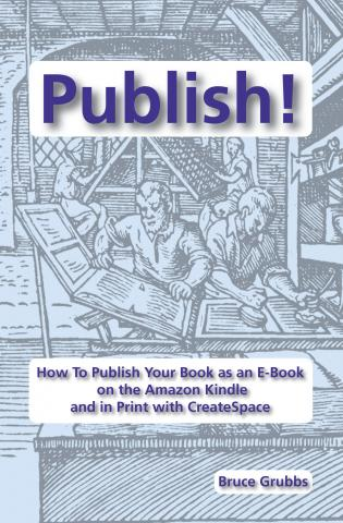 Publish! cover