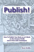 Publish! cover